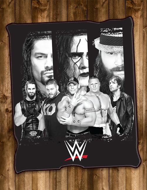 WWE Blankets