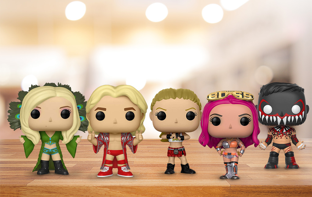 WWE Funko POP! Vinyl Figures