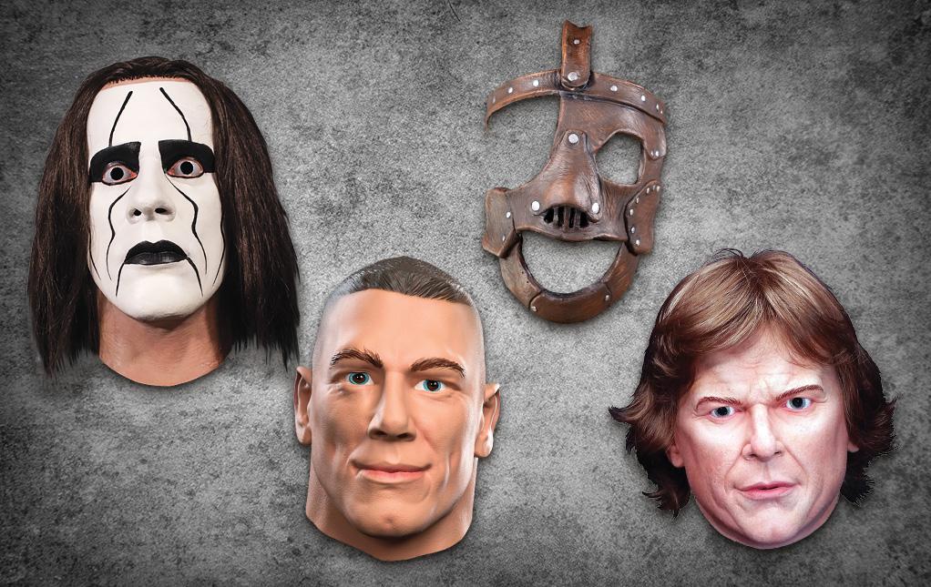WWE Masks