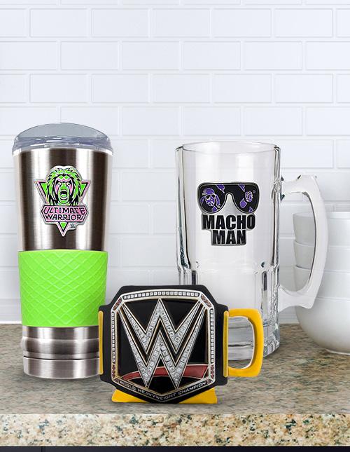 WWE Mugs