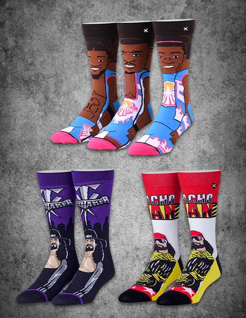 WWE Socks