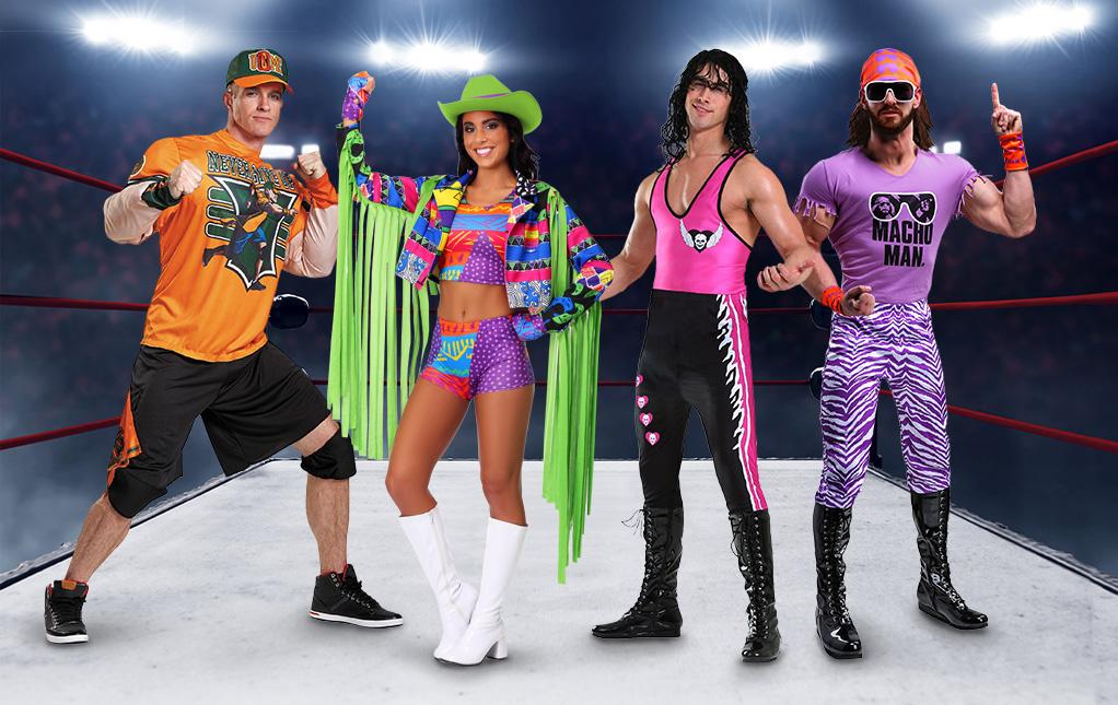 WWE Wrestling Costumes