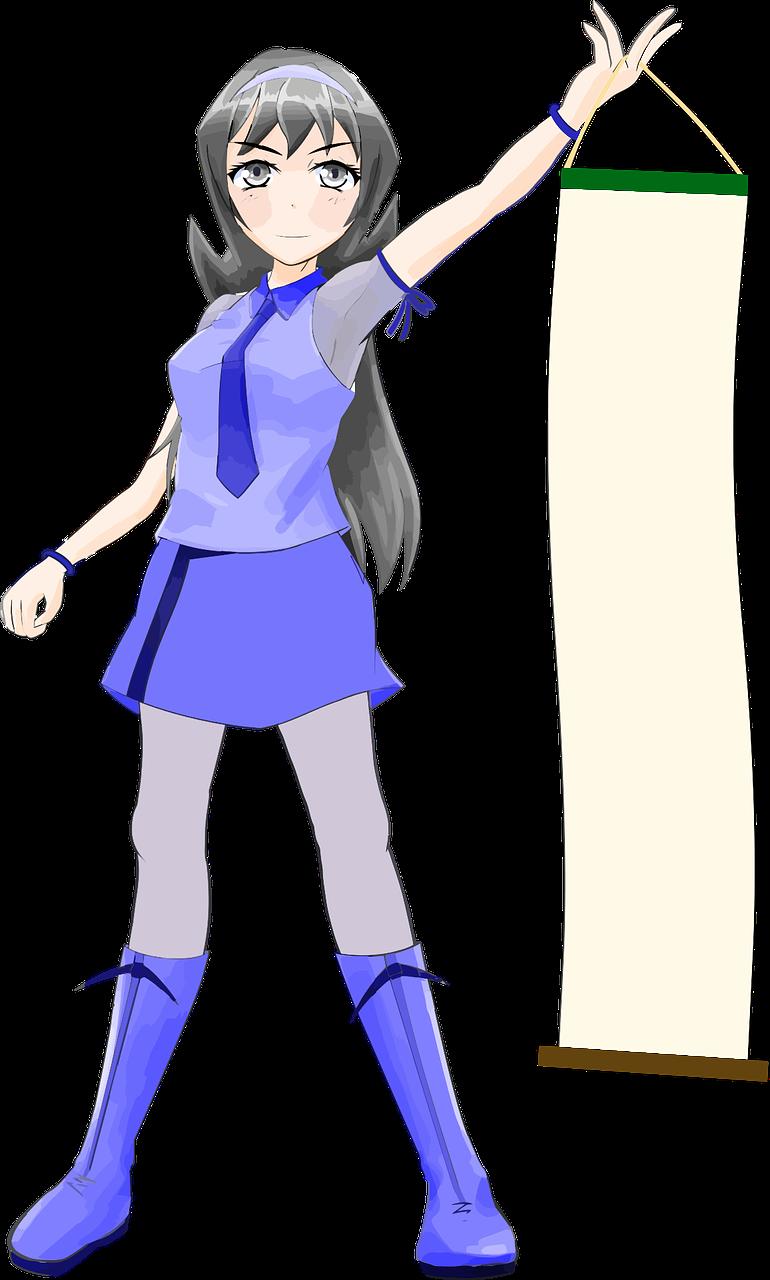 Cola Mateya Anime