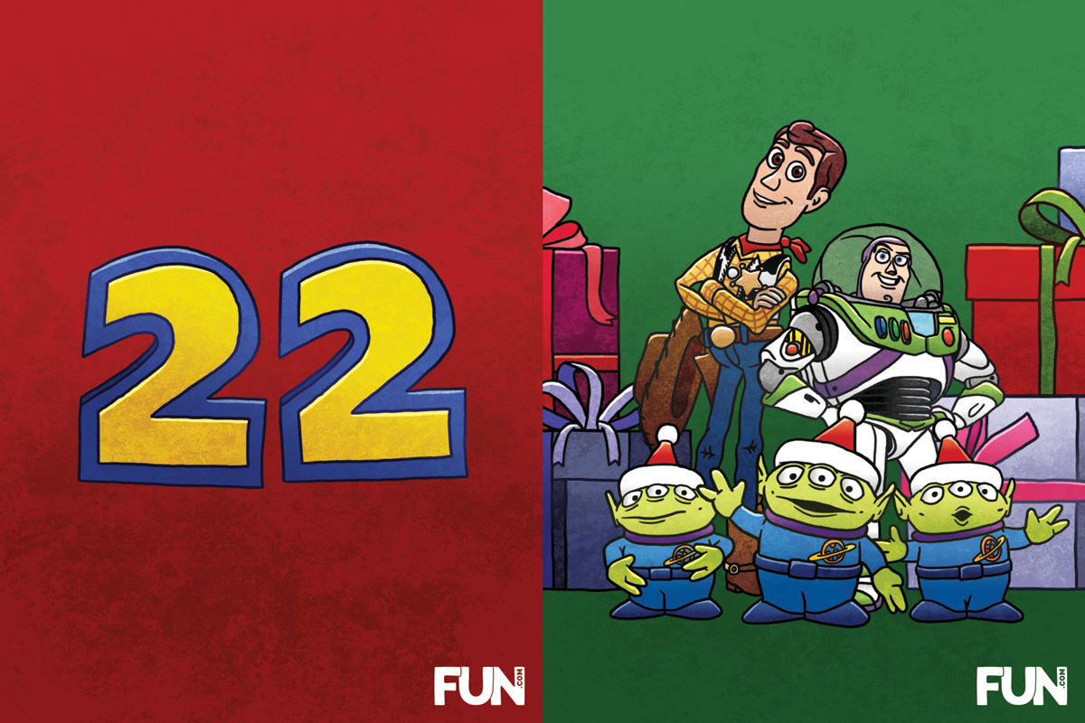 22. Toy Story