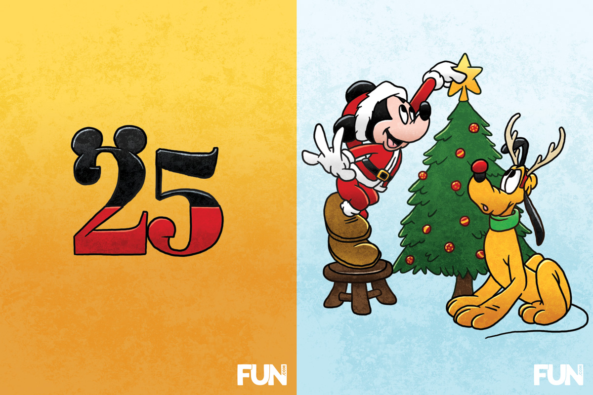 25. Mickey Mouse