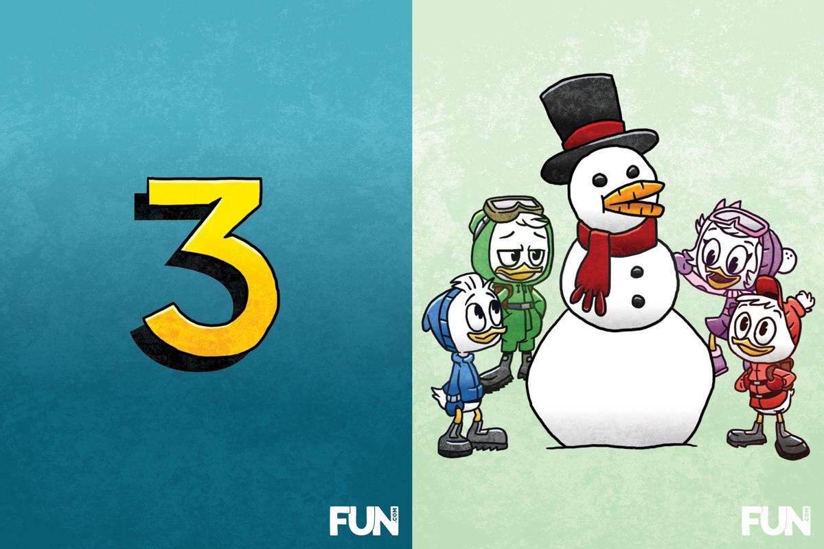 3. Ducktales