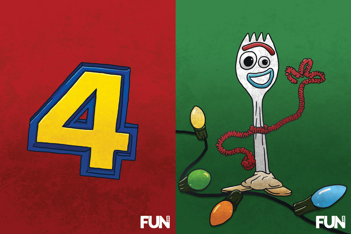 4. Toy Story 4