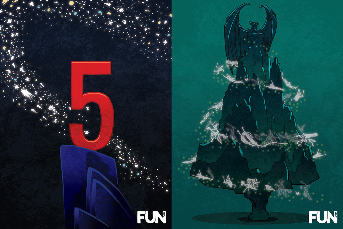 5. Fantasia