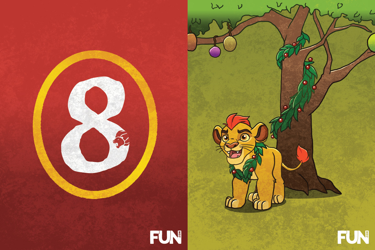 8. The Lion Guard
