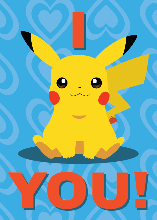 photograph relating to Pokemon Valentine Cards Printable named Online video Sport Centre Boxes: 19 Printable Valentines for