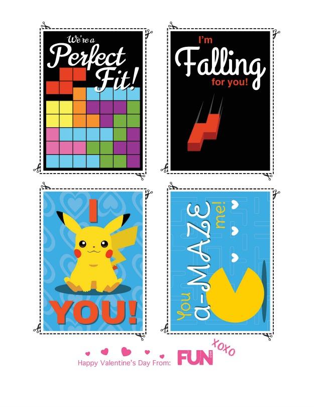 Tetris, Pikachu, and Pac-Man