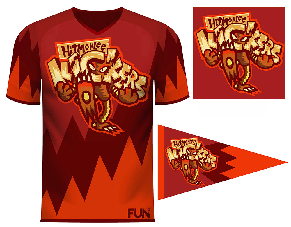 Hitmonlee Kickers