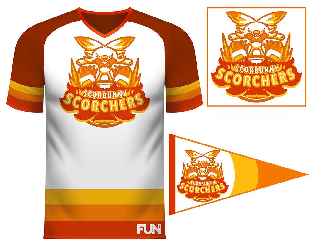 Scorbunny Scorchers