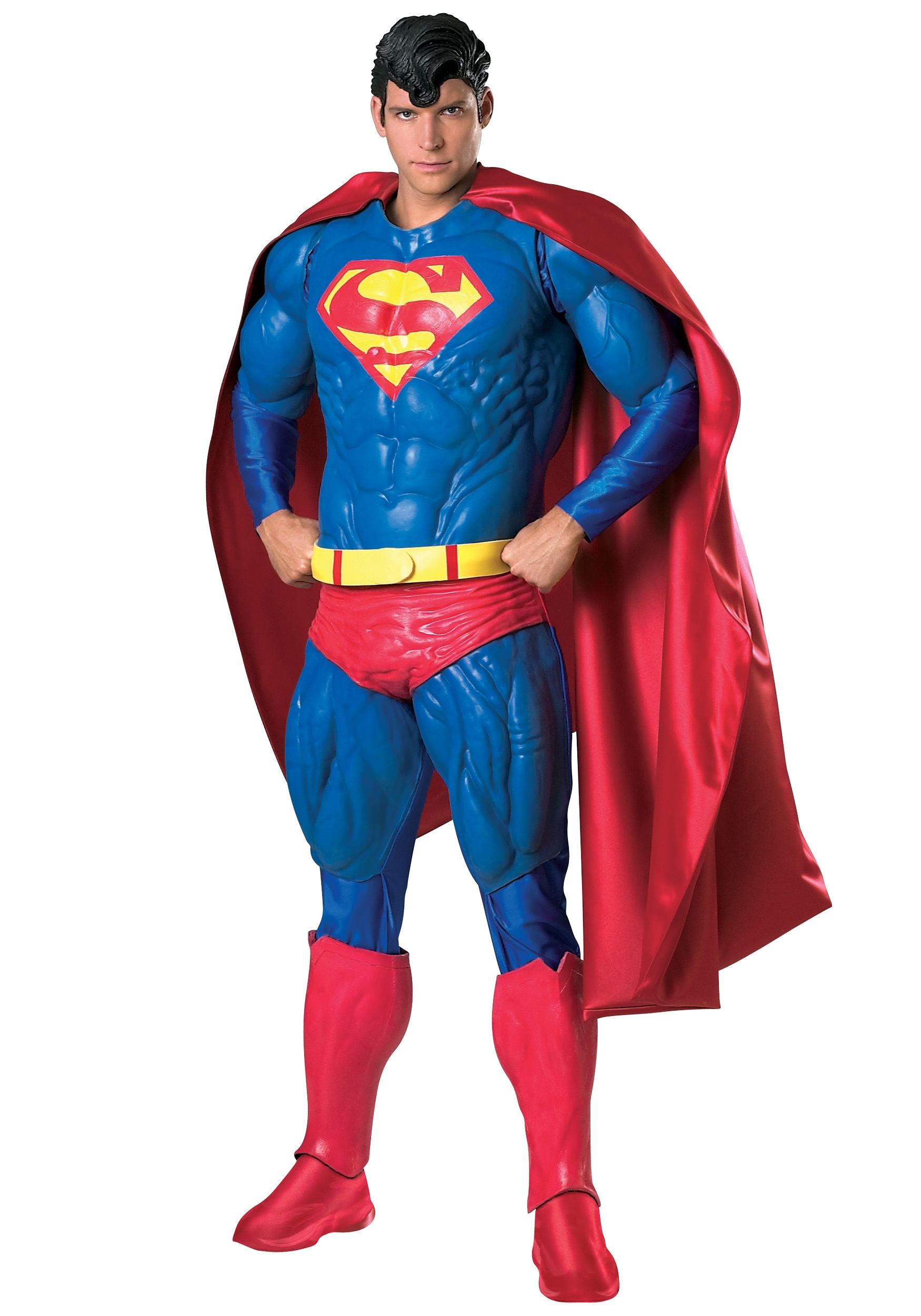 sc 1 st  Fun.com & Ultimate Collectors Edition Superman Costume