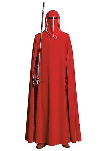 Ultimate Red Imperial Guard Costume