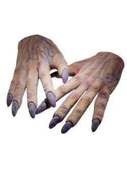 Voldemort Wizard Hands