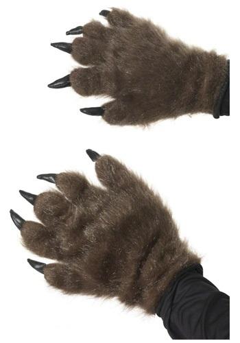 Werewolf Hairy Hands