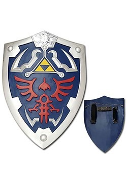 Zelda Triforce Toy Shield