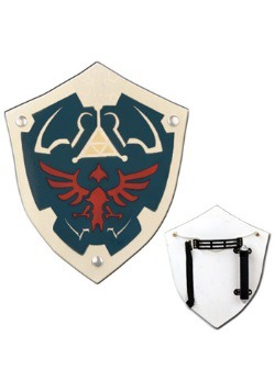 Zelda Wooden Shield