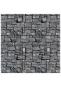 Stone Wall Realistic Backdrop Halloween Decoration