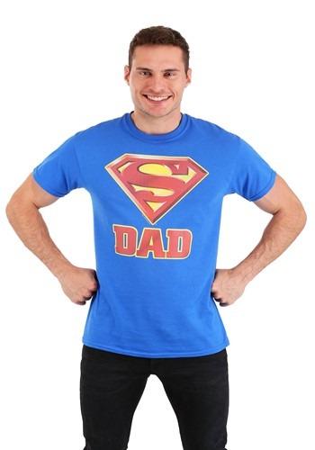 Superman Super Dad T-Shirt update
