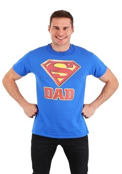 Superman Super Dad T-Shirt update