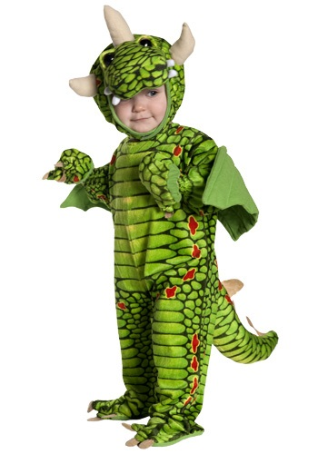 Medieval Dragon Toddler Costume