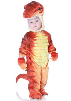 Child Rusty T-Rex Costume