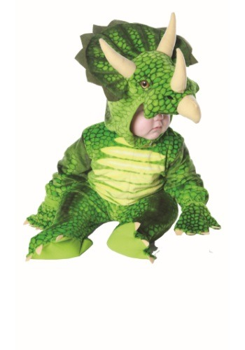 Infant Triceratops Costume