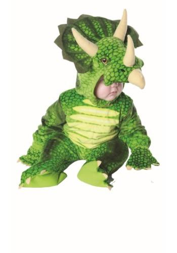 Infant Triceratops Costume