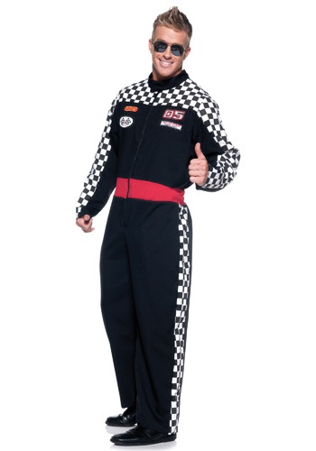 Studly Race Car Driver Costume