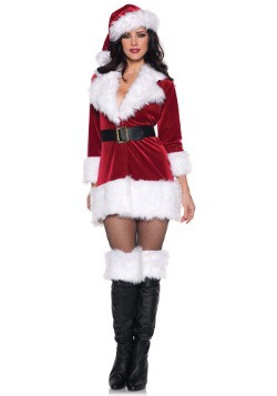 Womens Santa Claus Costume
