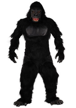 Two Bit Roar Gorilla Mens Costume