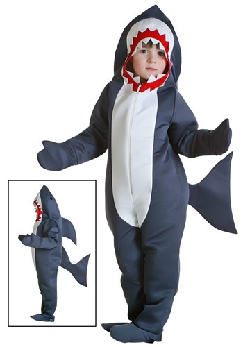 Toddler Toothy Shark Costume