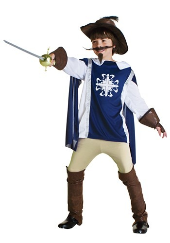 Kids Musketeer Costume Update Main