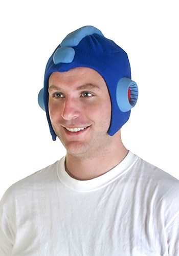 Video Game Mega Man Helmet