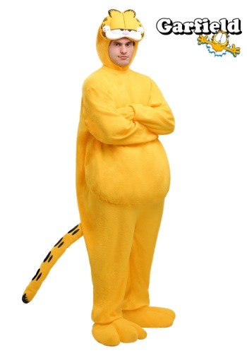 Adult's Garfield Costume