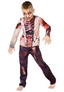 Boys Zombie Costume