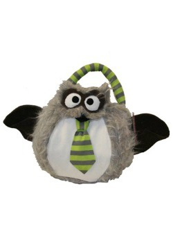 Wizard Owl Trick or Treat Bag