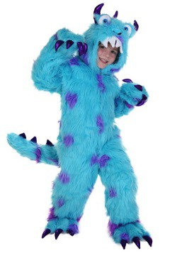 Sully the Monster Costume