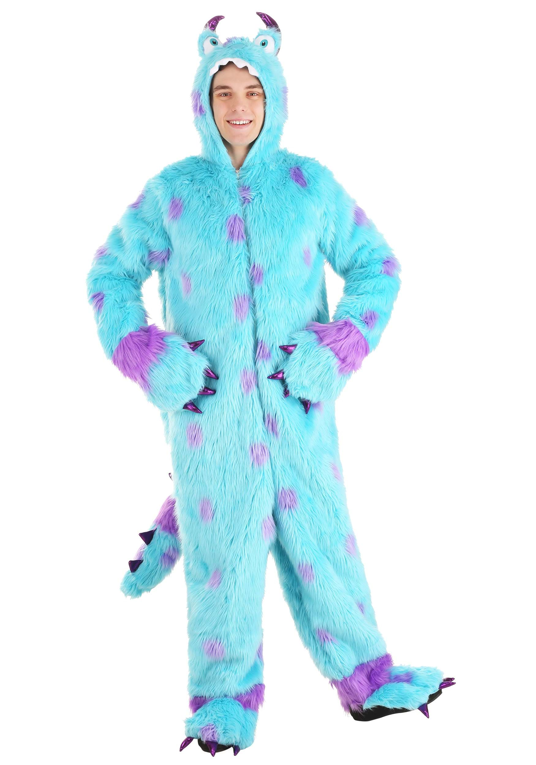 Sully the Monster Mens Costume PR4180AD