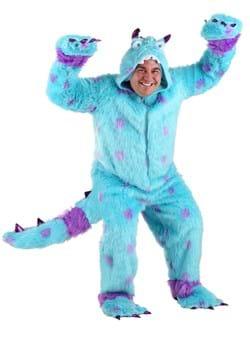 Sullivan the Monster Adult Plus Size Costume