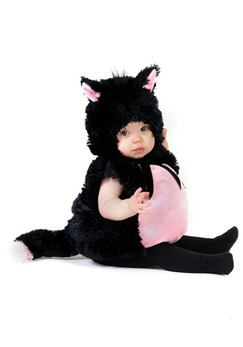 Plump Baby Kitty Girls Costume