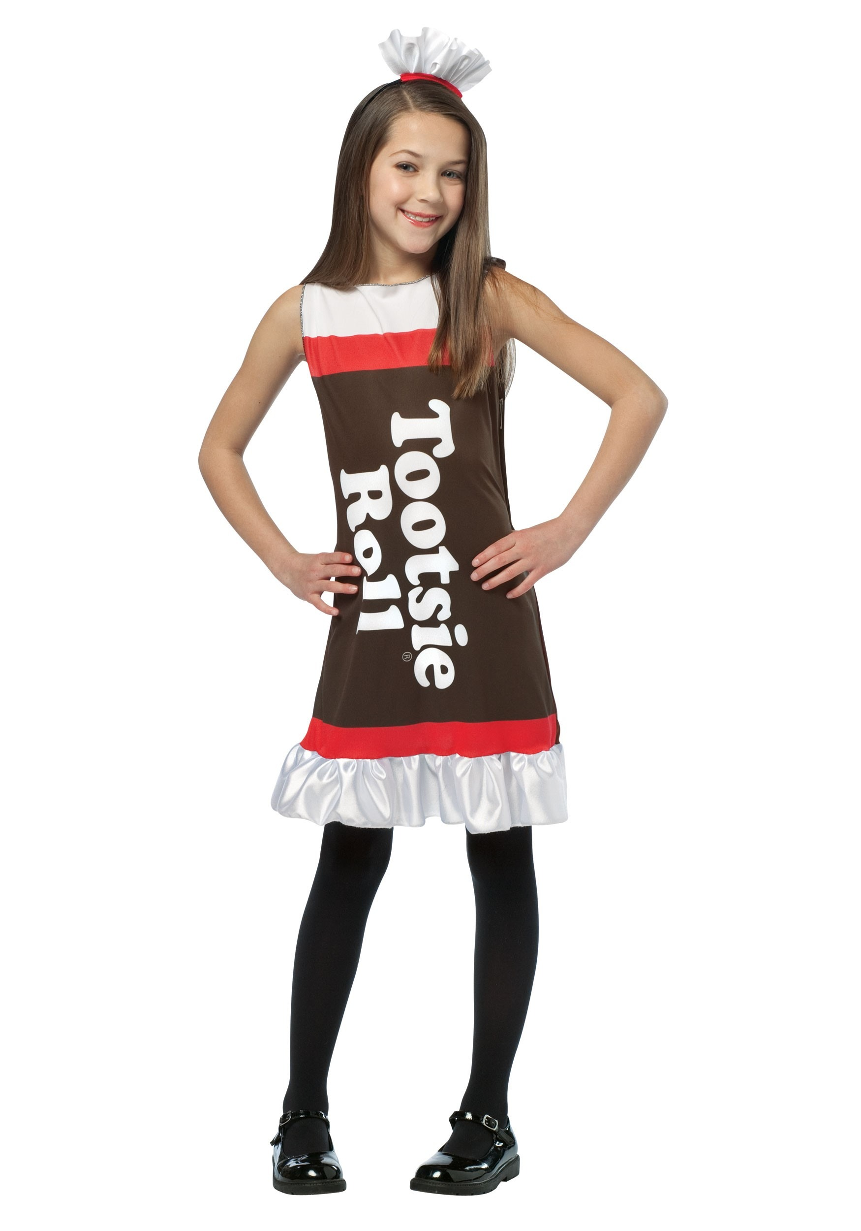 tootsie roll dress for girls