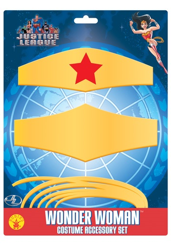 Wonder Woman Superhero Set