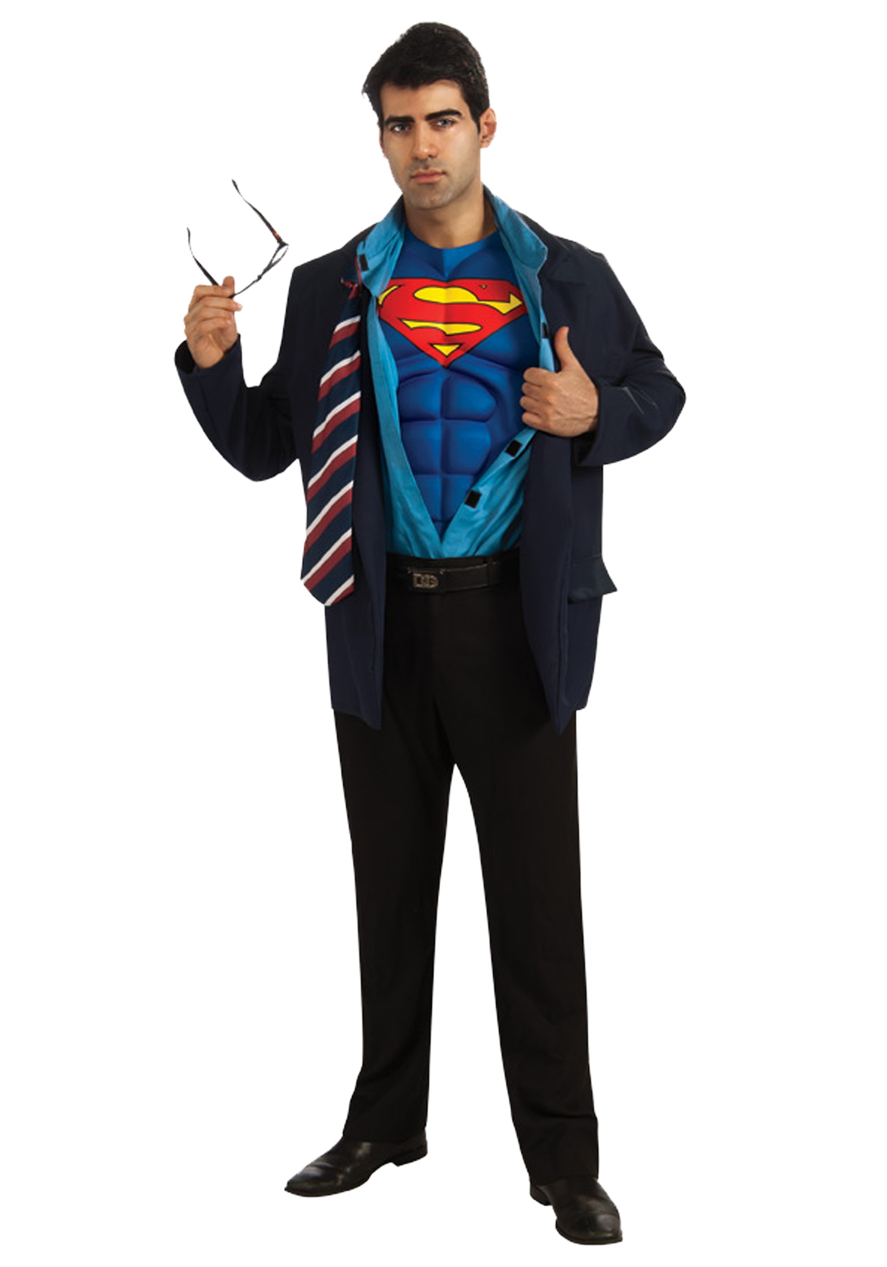 Superhero Shirts with Capes. Party & Occasions. Halloween. All Halloween Costumes. All Halloween Costumes. Superhero Shirts with Capes. Product - Justice League Mens Superman Adult Dc Superhero Costume Top Shirt. Product Image. Price $ Product Title. Justice League Mens Superman Adult Dc Superhero Costume Top Shirt.