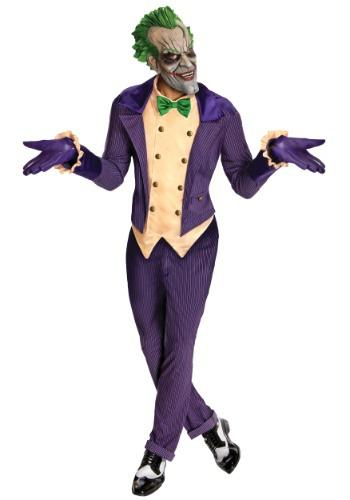 Fun.com - Arkham City The Joker Costume Photo