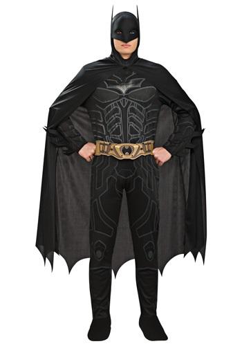 Men's Dark Knight Rises Batman Costume