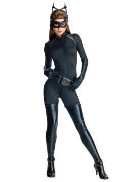 Women's Deluxe Dark Knight Catwoman Costume