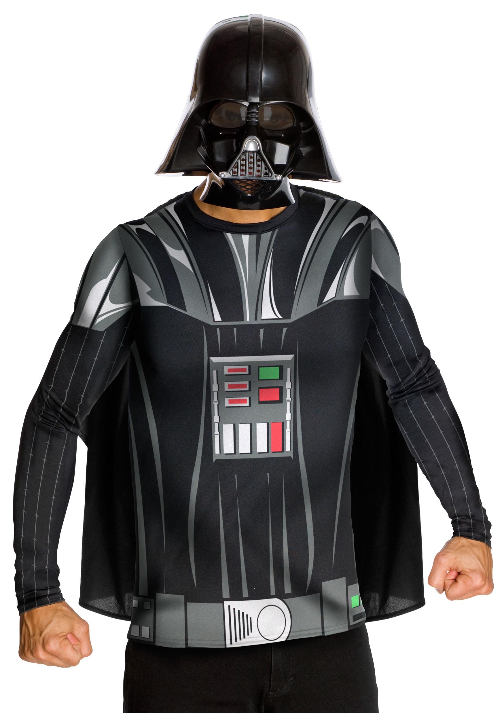 Star Wars Darth Vader Top and Mask  RU880678